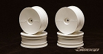 10th TC EXP-WAN White stiff Dish 4pc wheel set