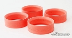 10th TC Mold Medium Soft Orange 4pc insert set. SWA-MS