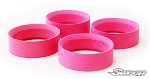 10th TC Mold Soft Pink 4pc insert set. SWA-S