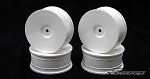 10th TC Aero Type A White ROK HARD Dish 4pc Wheel set. SWH-WAW