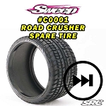 Monster Truck Road Crusher Belted tire 1pc