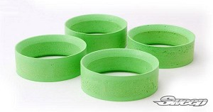 10th TC Mold Hard Green 4pc insert set SWA-H