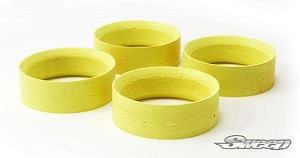 10th TC Mold Medium Hard yellow 4pc insert set. SWA-MH
